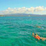 Snorkeling pertama gue di BORACAY
