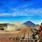 Bromo, out of this world.