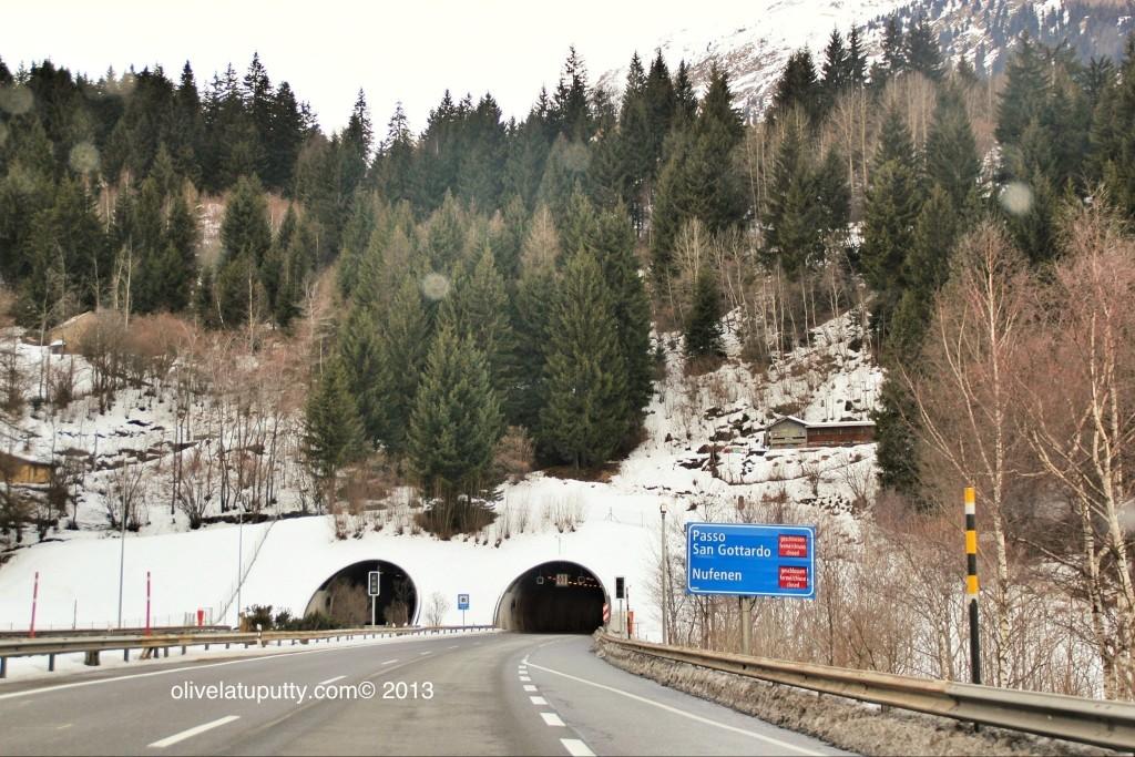 road trip di Swiss