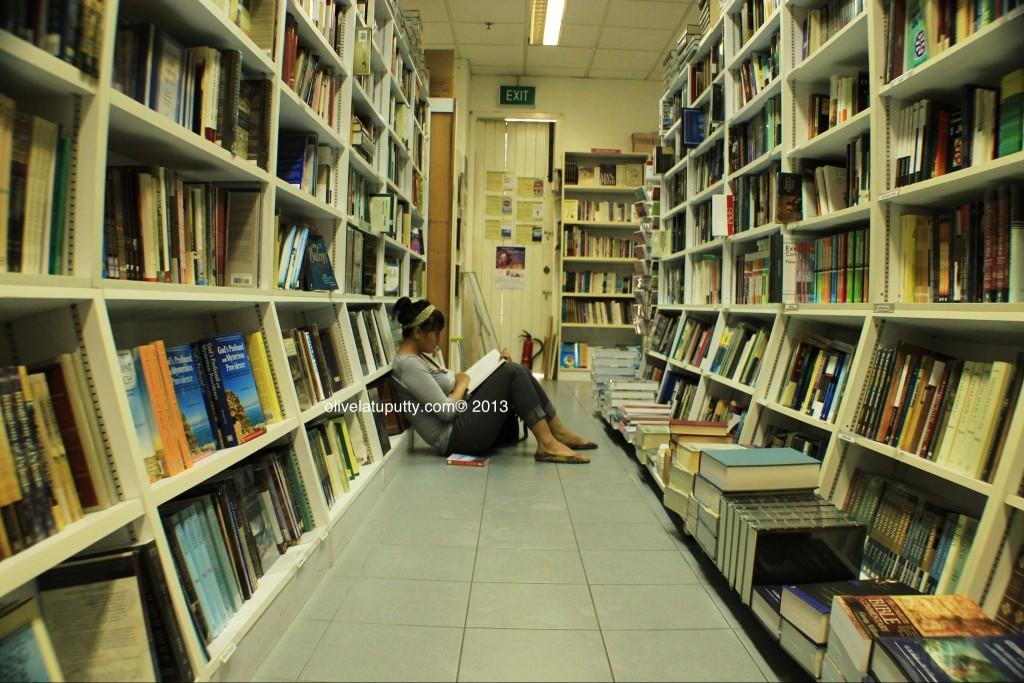 toko Buku Rohani favorit di Singapura