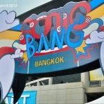 Watching SONIC BANG Music Festival Bangkok