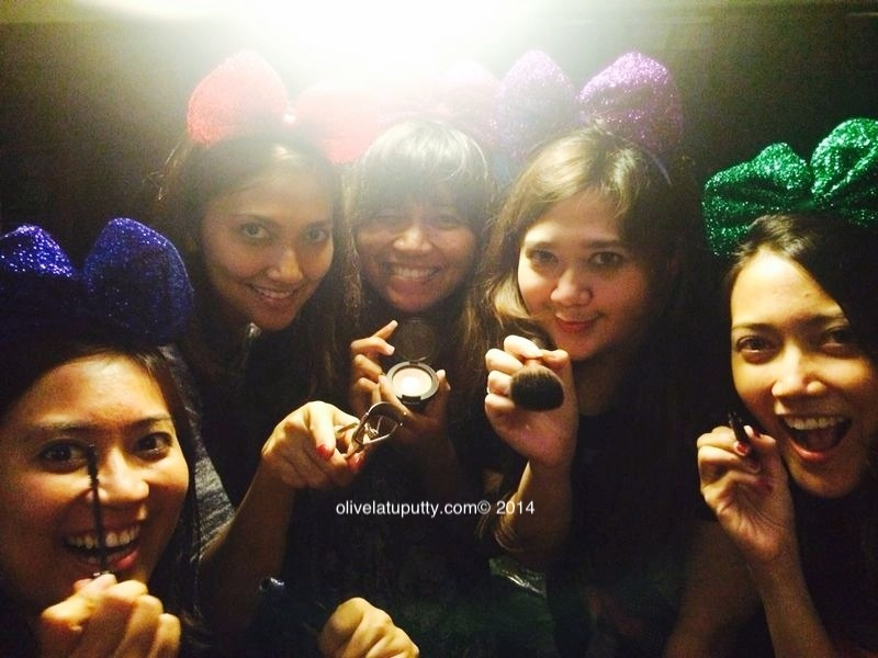 bachelorette party di Villa Aman D'sini