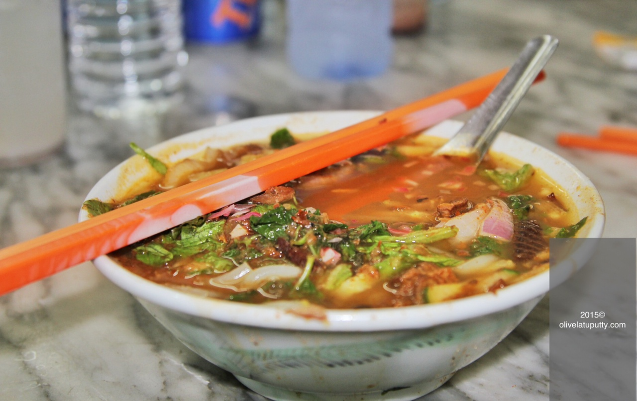 24 Hours Kuliner Di Penang Olive Latuputty