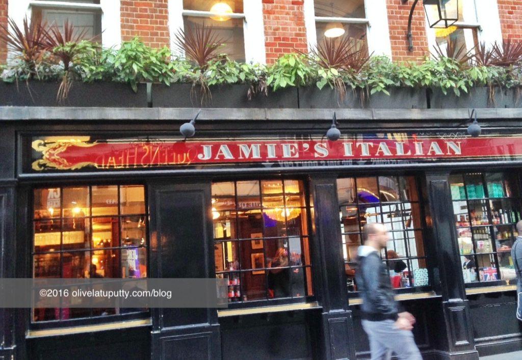 kuliner wajib di london