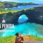 Liburan Cantik di Nusa Penida Bali- 2018