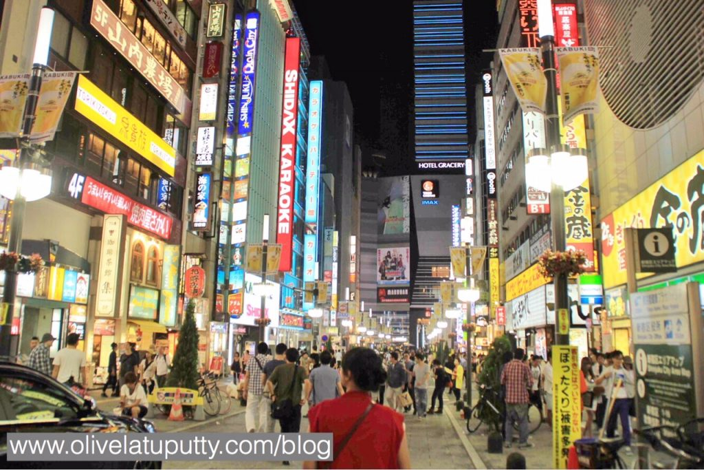 wisata gratis di tokyo jepang