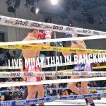 Nonton MUAY THAI live di Bangkok
