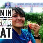 Lari Marathon di Angkor Wat – Siem Riep Kamboja