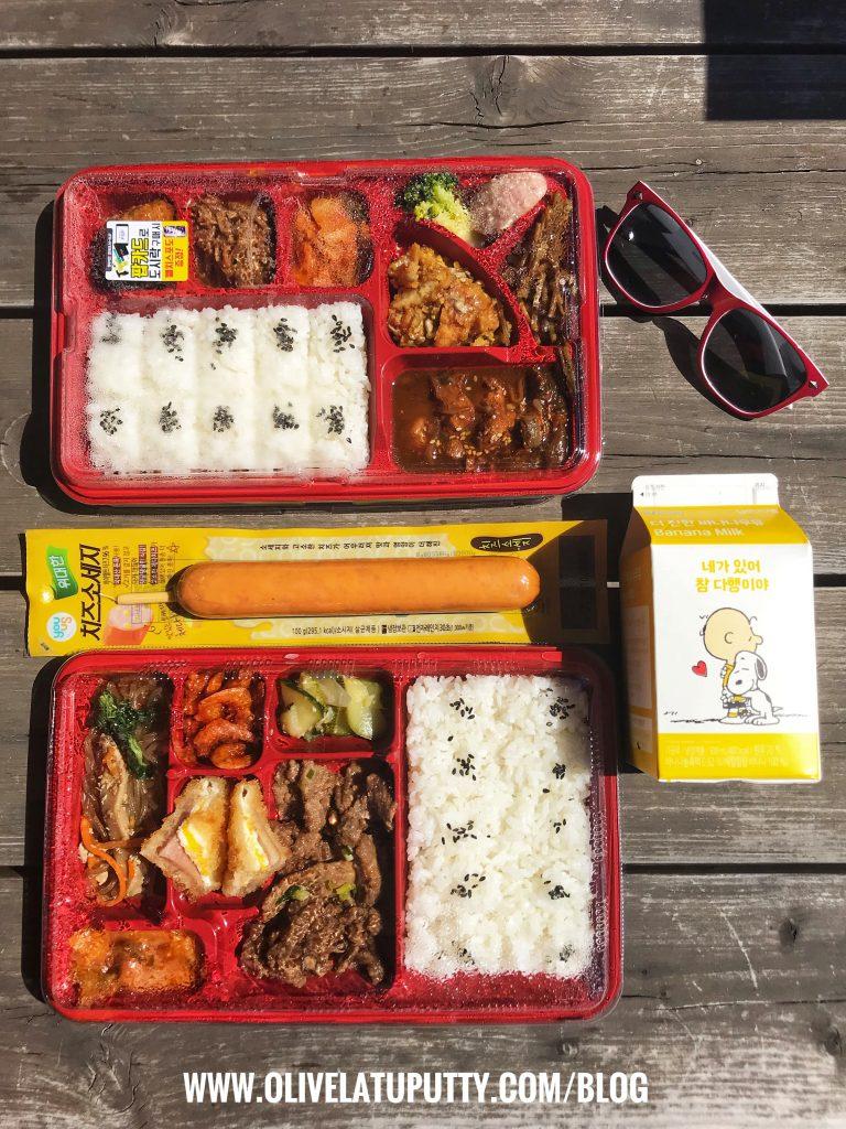 mencoba kuliner korea di korea